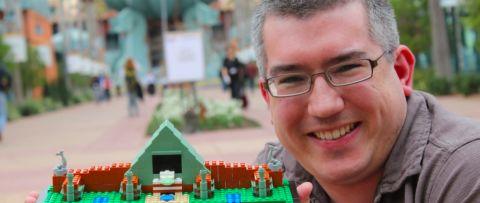 LEGO Books by Warren Elsmore