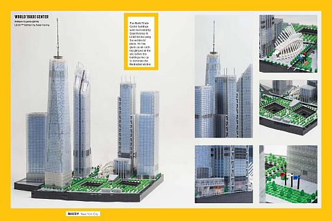 LEGO Brick City Book Details
