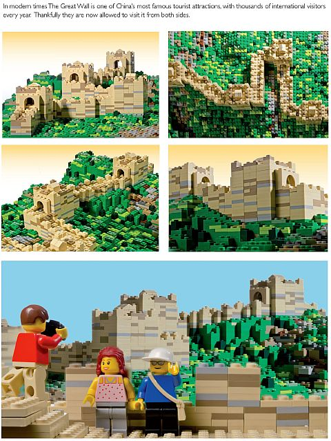 LEGO Brick Wonders Book Details