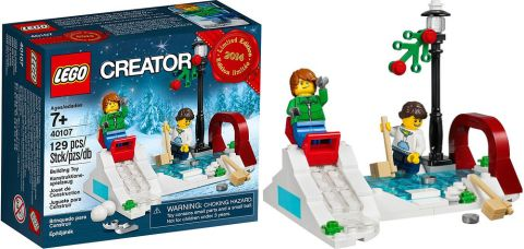 LEGO Holiday Set 2