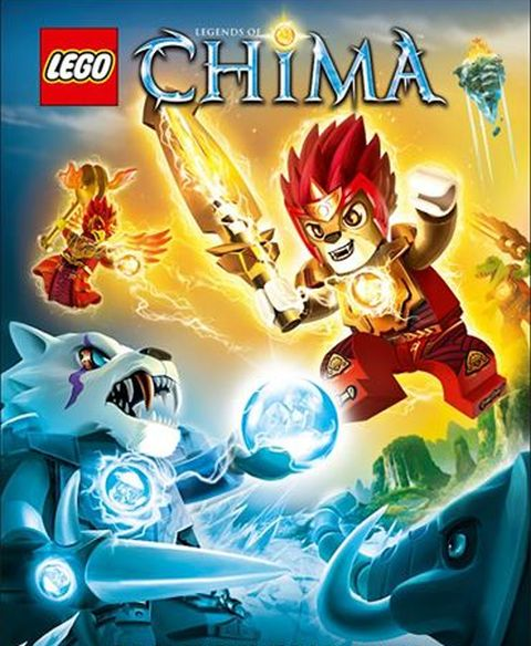LEGO Legends of Chima Fire and Ice