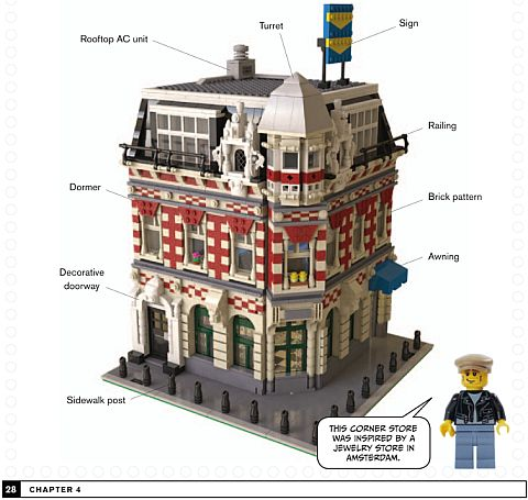 LEGO Neighborhood Book Details
