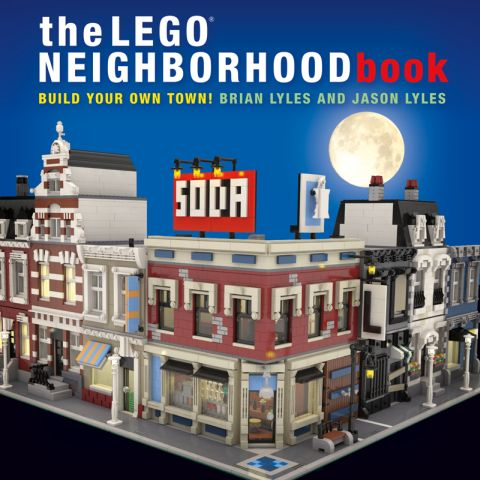LEGO Neighborhood Book Review