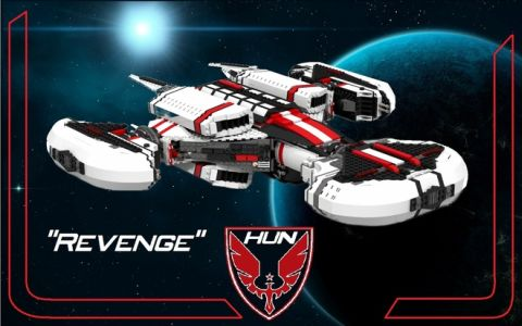 LEGO Revenge by Reekardoo