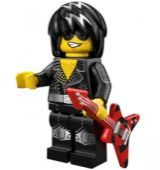LEGO Series 12 - Rockstar