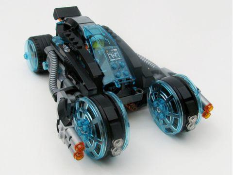 LEGO Ultra Agents Modification 1