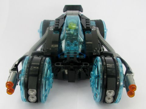 LEGO Ultra Agents Modification 10