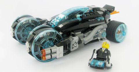 LEGO Ultra Agents Modification 12