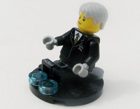 LEGO Ultra Agents Modification 5