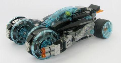 LEGO Ultra Agents Modification 6