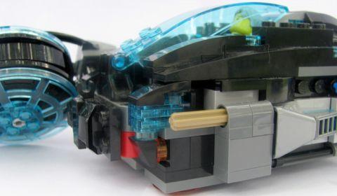 LEGO Ultra Agents Modification 8