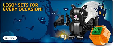 Shop LEGO Halloween Thansgiving Christmas Sets