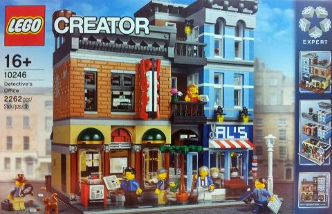 #10246 LEGO Detective's Office
