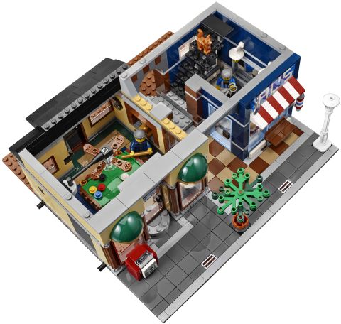 #10246 LEGO Detective's Office First Floor