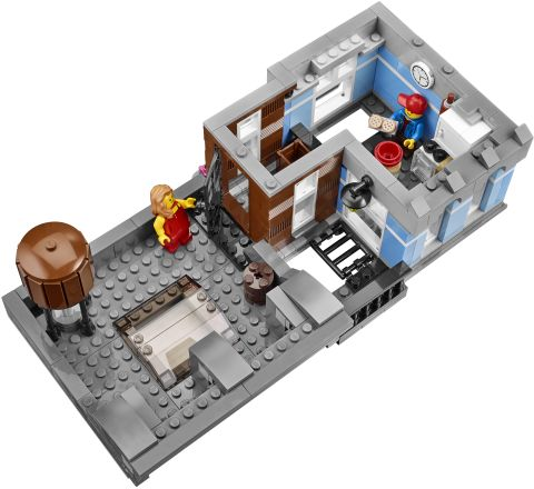 #10246 LEGO Detective's Office Third Floor