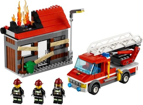 #60003 LEGO City Fire