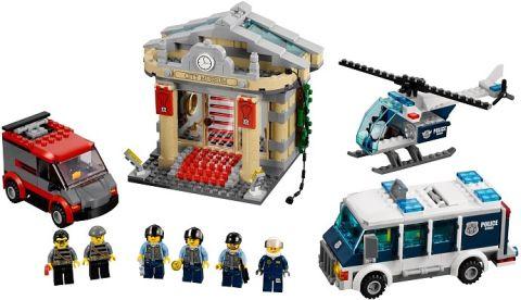 #60008 LEGO City Museum