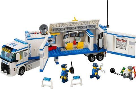 #60044 LEGO City Police