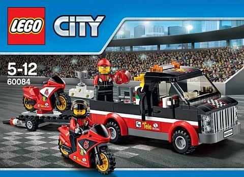#60084 LEGO City Racing Bikes