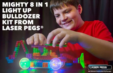 LASER PEGS REVIEW 1