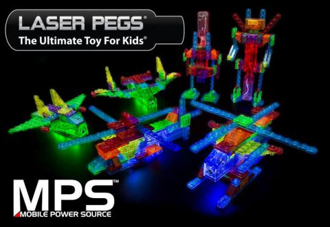LASER PEGS REVIEW 11