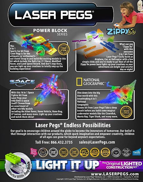 LASER PEGS REVIEW 2