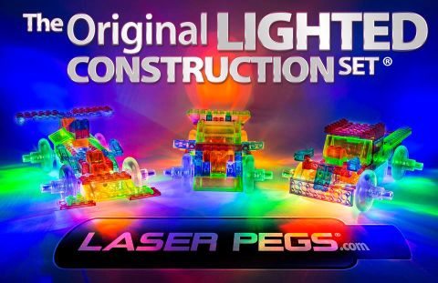 LASER PEGS REVIEW 3