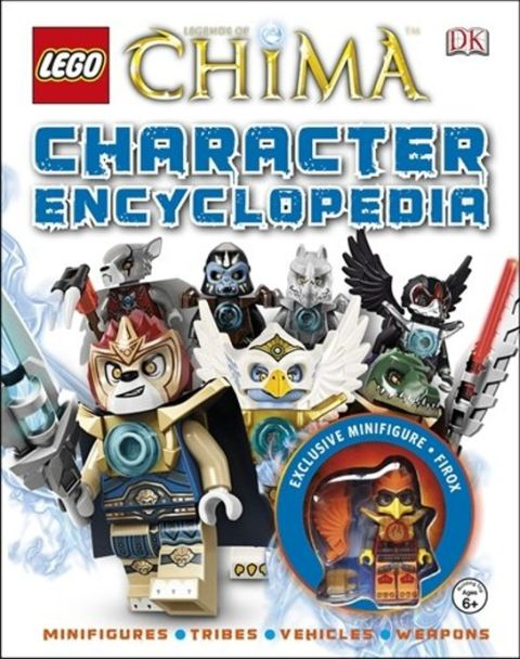 LEGO Book Chima