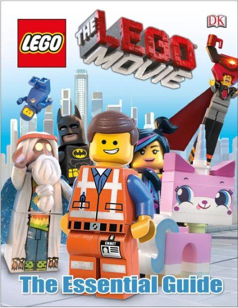 LEGO Book LEGO Movie