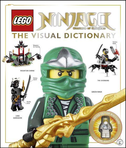 LEGO Book Ninjago