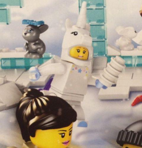 LEGO Collectible Minifigures Unicorn
