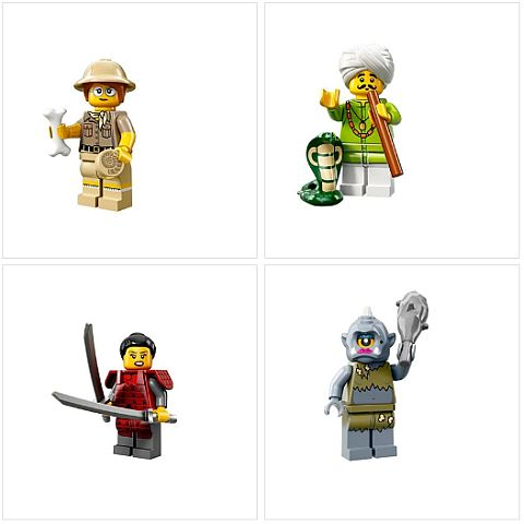 LEGO Minifigures Series 13 Picture 2