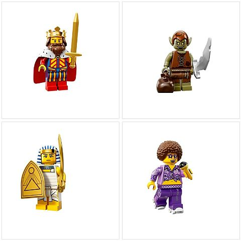 LEGO Minifigures Series 13 Picture 3