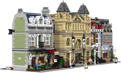 LEGO Natural History Museum 2