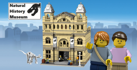 LEGO Natural History Museum