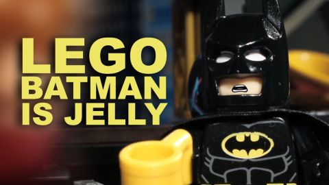 LEGO Stop-Motion Video - LEGO Batman is Jelly