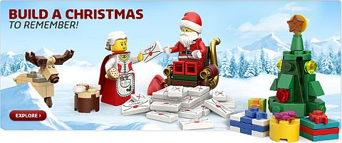 Shop LEGO Christmas