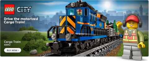 Shop LEGO City Train