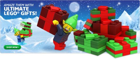 Shop LEGO Gift Guide