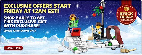Shop LEGO Holiday