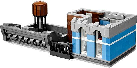 #10246 LEGO Detective's Office Hero Factory Hands