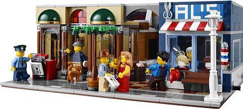 #10246 LEGO Modular Alley