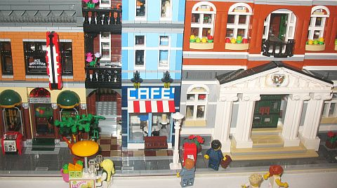 #10246 LEGO Modular Alternate