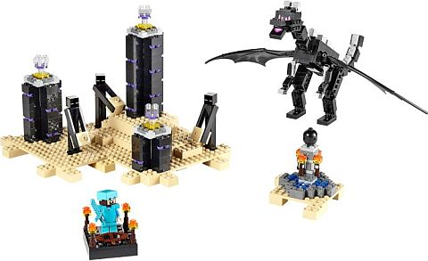 #21117 LEGO Minecraft Ender Dragon