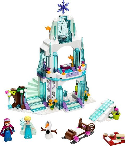 #41062 LEGO Disney Princess Elsa's Castle