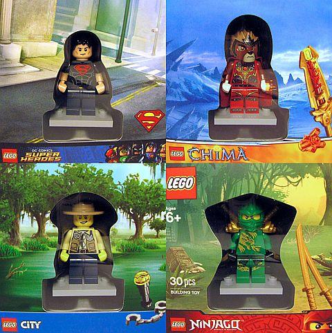 #5004076 LEGO Minifigure Gift Set Minifigs