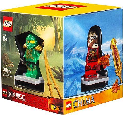 #5004076 LEGO Minifigure Gift Set