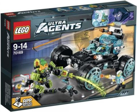 #70169 LEGO Ultra Agents Box