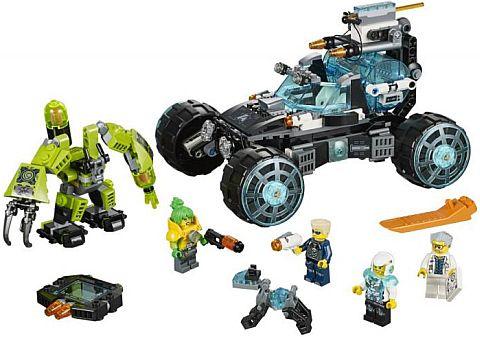 #70169 LEGO Ultra Agents Details