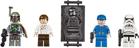 #75060 LEGO Star Wars Slave 1 Minifigs